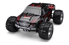 <b>Радиоуправляемый монстр WL Toys</b> A979-A 4WD RTR масштаб ...