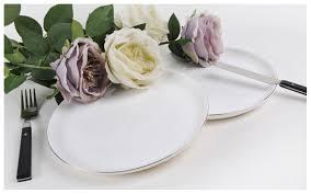 Набор <b>тарелок Top Art Studio</b> LD2200-TA Белый купить, цены в ...