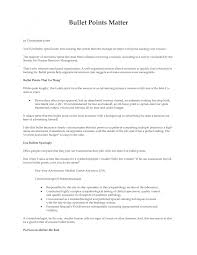 cover letter resume bullet points examples examples of resume cover letter bullet point resume examples ceo cfo executive example hr bullet format xresume bullet points
