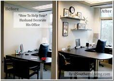 office decorations pinterest. help your husband decorate his boring small office officemakeover decoratingyourhusbandsoffice decorations pinterest e