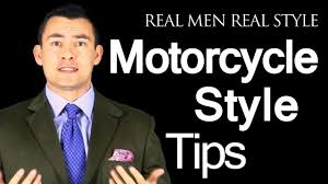 How To Dress Sharp When A <b>Motorcycle</b> Is Your Primary Means Of ...