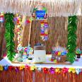 Гавайская вечеринка декор