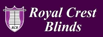 <b>Royal Crest</b> Blinds: Custom made blinds and curtains in Melbourne