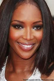 love her eye make up a more cal clic smokey eye plus haven 39 t seen many exles on for smokey eyes for us dark skinned dark e