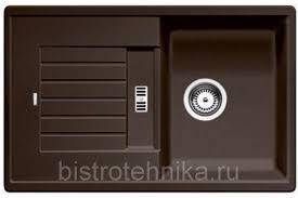 Купить <b>Кухонную мойку BLANCO Zia</b> 45 S (515070) в Москве и ...