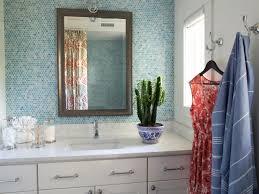 coastal bathroom designs: coastal bathroom photos hgtv dh guest bathroom tile vanity hjpgrendhgtvcom