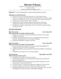 Hospital Unit Clerk Resume Samples  sample resume resume templates             Gregory L Pittman hospital unit clerk