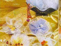 557 Best Δαντέλες - Μοτίφ images | Crochet doilies, Crochet ...