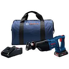 Bosch <b>18</b> Volt D Handle Reciprocating <b>Saw</b> Kit   A.M. Leonard, Inc.