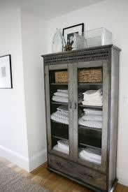 ideas bathroom cupboard storage