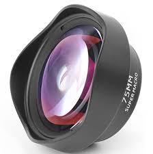Макро <b>объектив Ulanzi</b> 75 мм 10х для смартфонов. Описание ...