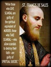 St Francis de Sales on Pinterest | Saint Francis, St Francis and ... via Relatably.com