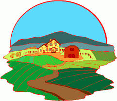 Image result for farm field clipart