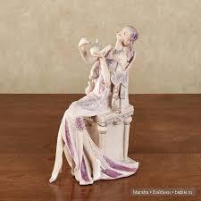 Элегантные <b>леди</b>. Коллекционные фарфоровые <b>статуэтки</b> ...