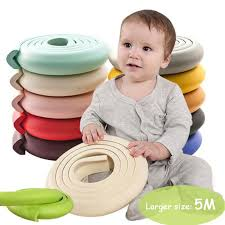 1Pcs <b>5M Children Protection</b> Table Guard Strip Baby Safety ...