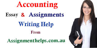 Accounting Assignment Help Australia  Accounting Essay Writing      am