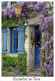 Rochefort-en-<b>Terre</b> | Wisteria, Frances O'connor and <b>France</b> Love