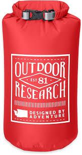 """<b>Гермомешок Outdoor Research</b> """"<b>Retro</b>"""", цвет: красный, 5 л ..."""