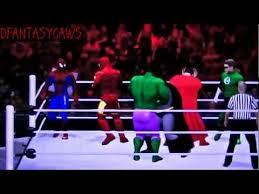 hulk vs superman vs spiderman vs batman vs ironman vs green lantern youtube batman superman iron man
