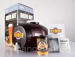 <b>Домашняя мини-пивоварня Mr.Beer</b> Deluxe Kit: продажа, цена в ...