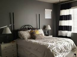 bedroom walls grey gray curtains strip bedroom gray walls