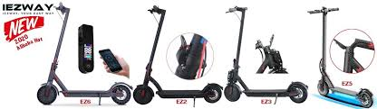 Shenzhen <b>Iezway</b> Technology Co., Ltd. - Electric scooter, Scooter