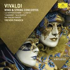 <b>Vivaldi</b>: Wind & String Concertos — The English Concert, <b>Trevor</b> ...