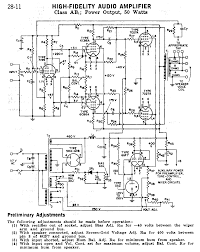 wade    s audio and tube page    amplifier from rca receiving tube manual   a schematic parts