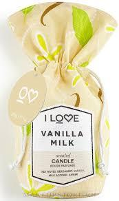 "<b>Ароматическая свеча</b> ""<b>Ванильное</b> молоко"" - I Love Vanilla Milk ..."