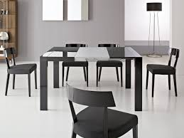 Extendable Dining Room Table Modern Extendable Glass Dining Table Modern Dining Dining Room