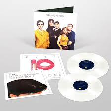 <b>Pulp</b>: <b>His</b> 'N' Hers: Exclusive 25th Anniversary Edition White Vinyl