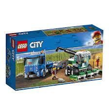 <b>Конструктор LEGO City Great</b> Vehicles 60223 Транспортировщик ...