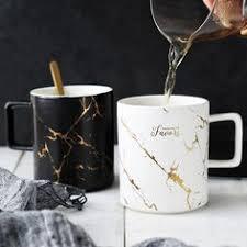 <b>Polygonal</b> design <b>coffee mug</b>