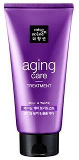Mise en Scene Aging Care Treatment Pack <b>Маска для волос</b> ...