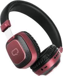 Купить <b>Наушники Qumo Style</b> 2 Red по выгодной цене в интернет ...