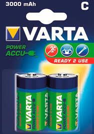 <b>Аккумулятор VARTA C</b> R2U 3000 мАч бл 2 Артикул 121000 купить ...
