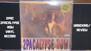 <b>2pac 2Pacalypse</b> Now Vinyl Record Original Review: Tupac vinyl ...