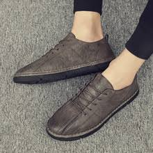 New Slip on Loafers Shoes Men Casual Shoes <b>Italian</b> Breathable ...