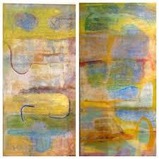 Looking for some <b>large original abstract</b>... - Pura Vida Worldly <b>Art</b> ...