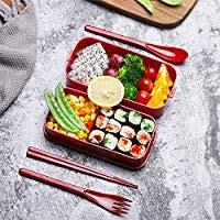 <b>ONEISALL</b> 750ML <b>Bento Lunch Box</b>, Reusable Meal Prep Food ...