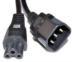 Купить Cord IEC 320 C14 to C5 <b>Кабель Powercom Cable IEC</b> 320 ...