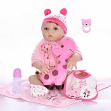 """<b>NPK doll</b> reborn 22"""" <b>55cm Soft</b> Silicone Reborn Babies Dolls Toy ..."""