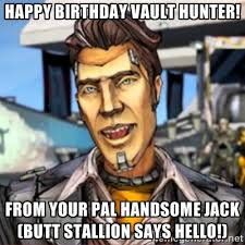 Handsome Jack 2 | Meme Generator via Relatably.com