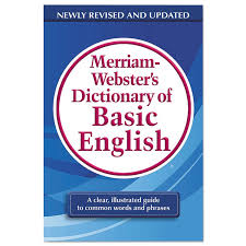 dictionary of basic english by merriam webster mer mer7319 thumbnail 1
