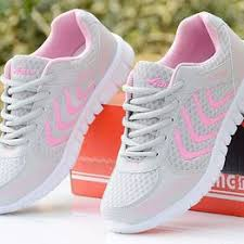 New Womens Summer Casual Breathable Mesh Athletic ... - Vova
