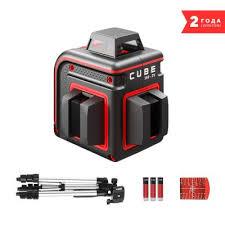 <b>Лазерный уровень ADA</b> CUBE 360-2V PROFESSIONAL EDITION ...