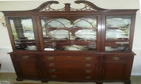 Thomasville Dining Room Set Collection Dining Room Table And China Cabinet Pictures