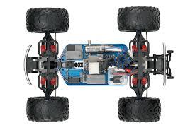 <b>Радиоуправляемая машина TRAXXAS T-MAXX</b> 3.3 Nitro 1:10 4WD ...