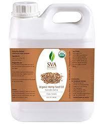 Organic Hemp Seed Oil - USDA Certified Natural ... - Amazon.com