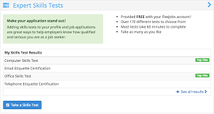 tour to the best way to flexible jobs 170 expert skills tests